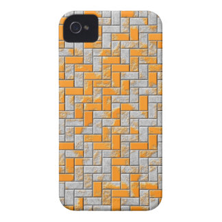 Metal rusty surface illustration Case-Mate iPhone 4 case