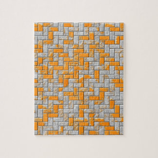 Metal rusty surface illustration jigsaw puzzle