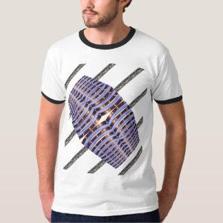 Metal Scifi Football Game Field Robot CricketDiane T-Shirt