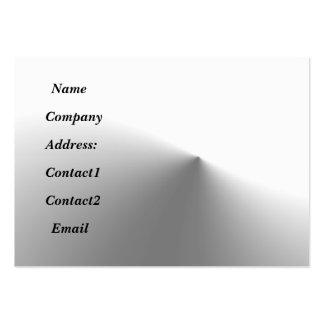 metal sleek business card templates