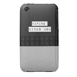 Metal Spikes Vape Case-Mate iPhone 3 Case