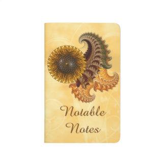 Metal Sunflower Journal