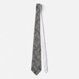 Metal Tread Plate Tie