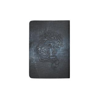 Metal Tribal Horse Passport Holder