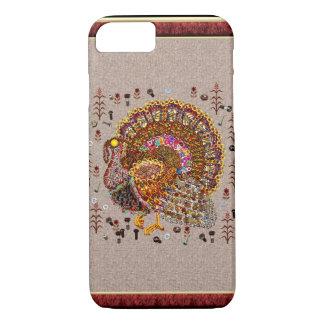 Metal Turkey iPhone 7 Case