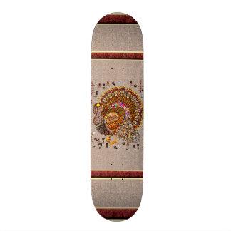 Metal Turkey Skate Board Decks