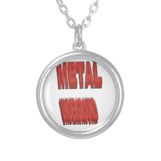 Metal Underground Custom Necklace
