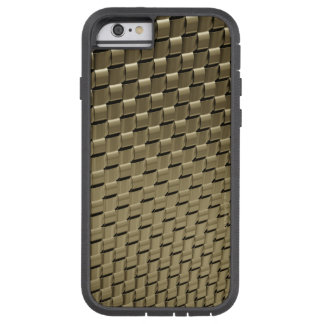 Metal Weave iPhone 6 Case Titanium