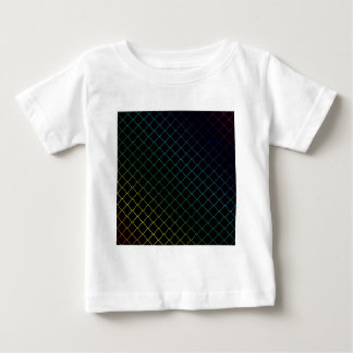 metal wire background baby T-Shirt