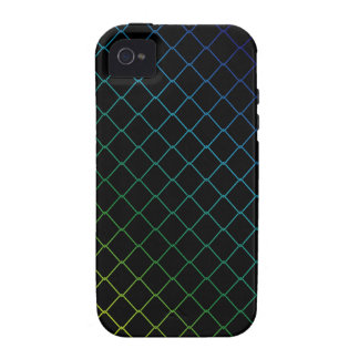 metal wire background Case-Mate iPhone 4 cover