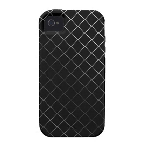 metal wire background Case-Mate iPhone 4 case