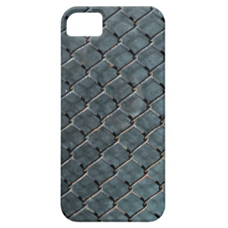 metal wire iron steel glass network texture backgr barely there iPhone 5 case