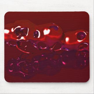 Metalbubble talk mouse pads