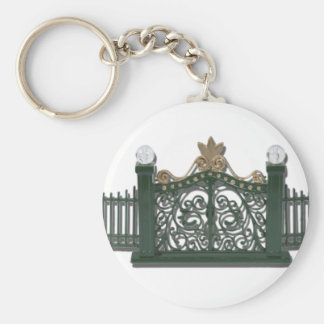 MetalFenceAndGate123111 Key Ring