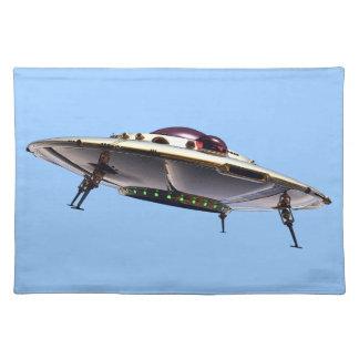 Metalic UFO American MoJo Placemats