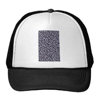 Metallic Bubble Mesh Hat