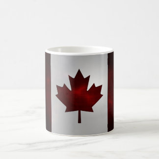 Metallic Canada Flag mug