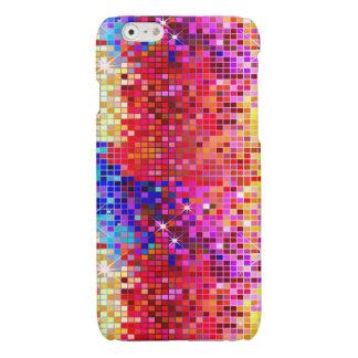 Metallic Colorful Sequins Look Disco Mirrors iPhone 6 Plus Case