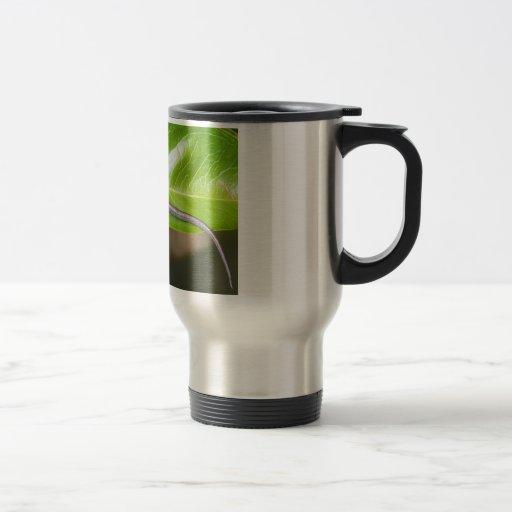 Metallic Cool Skink Niveoscincus Metallicus Coffee Mug