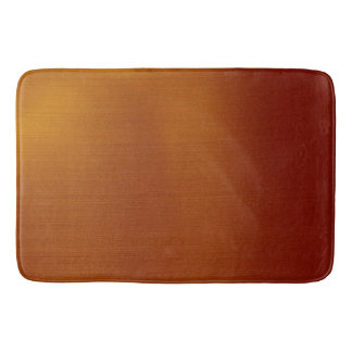 Metallic Copper Bath Mat