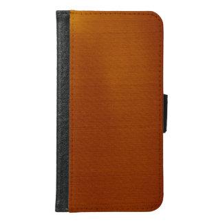 Metallic Copper Samsung Galaxy S6 Wallet Case