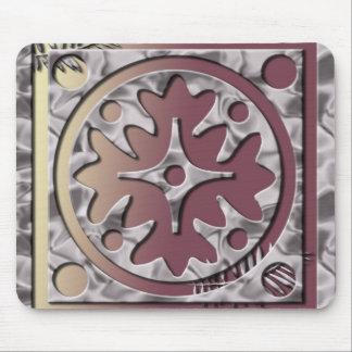 Metallic Design Mousepad