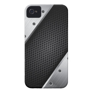 Metallic design v.1 iPhone 4 covers