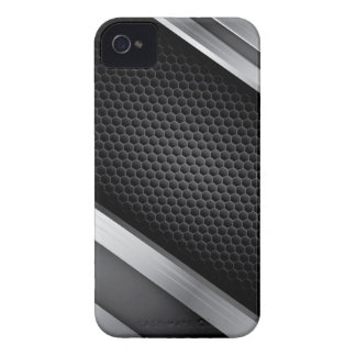 Metallic design v.2 iPhone 4 cases