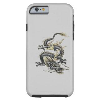Metallic Dragon Tough iPhone 6 Case