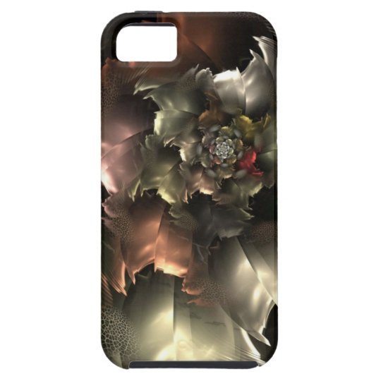 Metallic Fantasies Case For The iPhone 5