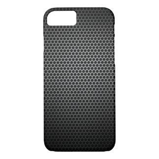 Metallic Mesh Pattern Apple iPhone 7, Phone Case