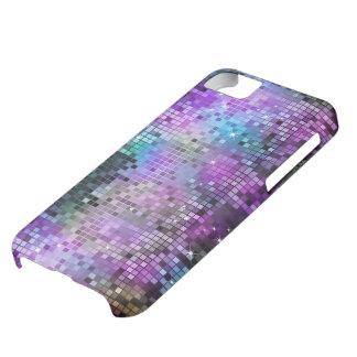 Metallic Multicol Sequins Look Disco Mirror Ball iPhone 5C Case