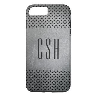 Metallic Pattern custom monogram phone cases