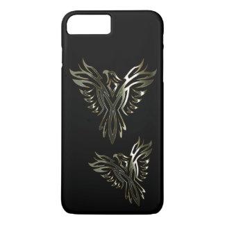 Metallic Phoenix iPhone 8 Plus/7 Plus Case