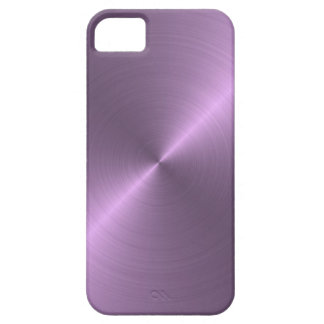 Metallic Purple iPhone 5 Cases