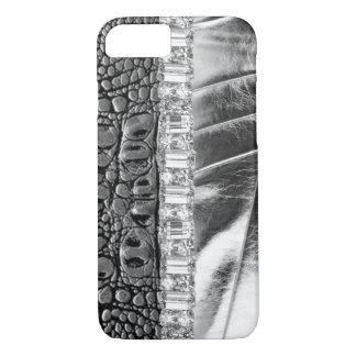Metallic Rhinestone iPhone 7 case Barely Case