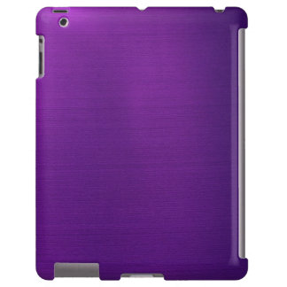 Metallic Royal Purple iPad Case