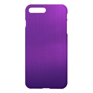 Metallic Royal Purple iPhone 7 Plus Case