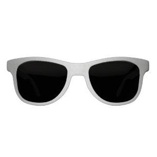 Metallic. Sunglasses