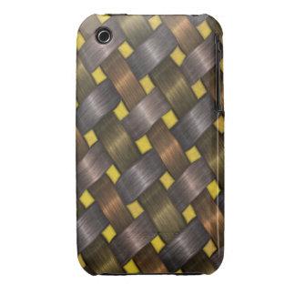 METALLIC WEAVE iPhone 3 Case-Mate Case
