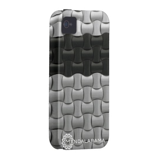 Metals - iPhone 4 Case - Mandalarama
