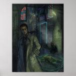 Metamor City: Scene of the Crime Poster