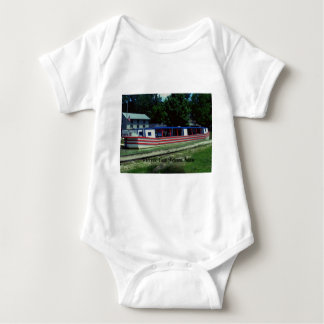 Metamora Indiana Baby Bodysuit