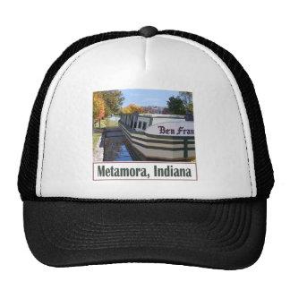 Metamora Indiana Cap