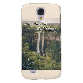 Metamorph Publishing phone case