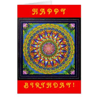 Metamorphose' (Birthday Card) Card