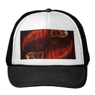 Metamorphosis Abstract Art Hat