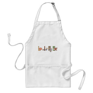 Metamorphosis Life of a Butterfly Standard Apron