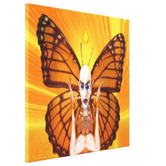 Metamorphosis of Nosferatu Canvas Prints