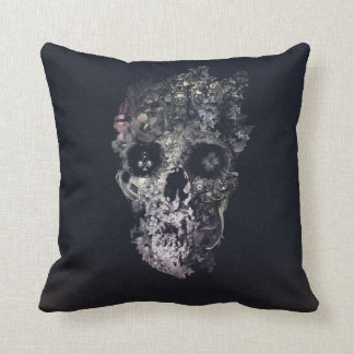 Metamorphosis Skull Cushion